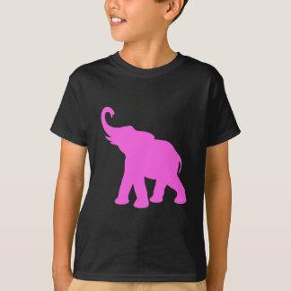 Elefante rosado camisas