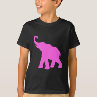Elefante rosado playera