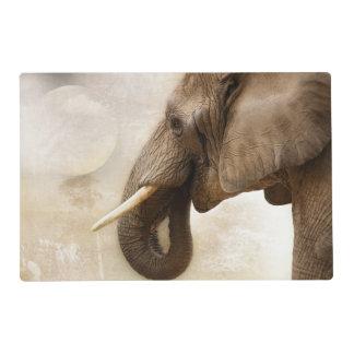 Elefante Salvamanteles
