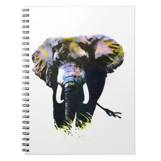 Elefante Spiral Notebooks