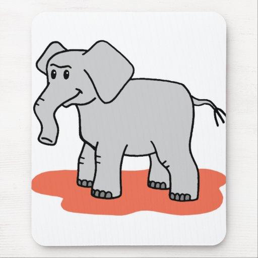 Elefante Tapete De Ratón