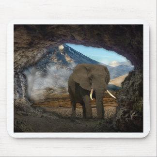 Elefante Alfombrilla De Raton