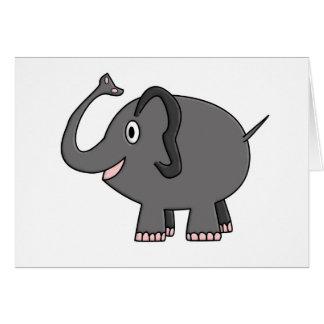 elefante tarjeton