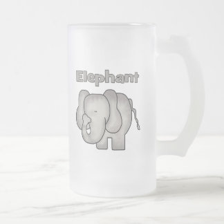 Elefante Tazas