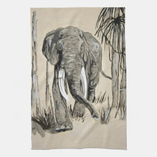 Elefante Toalla