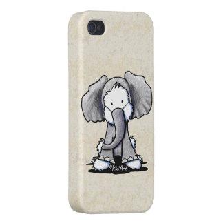 Elefante Westie Terrier iPhone 4 Funda