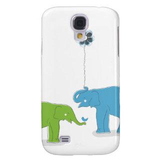 Elefantes Funda Para Galaxy S4