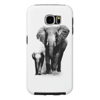 Elefantes Fundas Samsung Galaxy S6