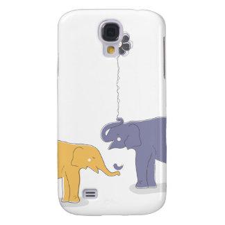Elefantes i funda para galaxy s4