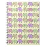 Elefantes Libros De Apuntes