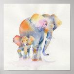Elefantes Posters