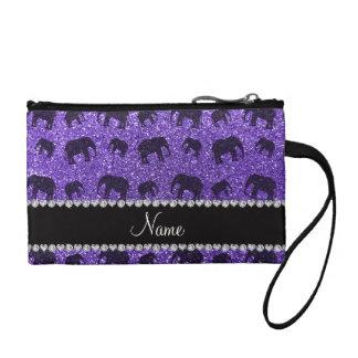 Elefantes púrpuras conocidos personalizados del br