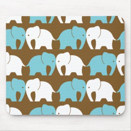 Elefantes Tapete De Ratones