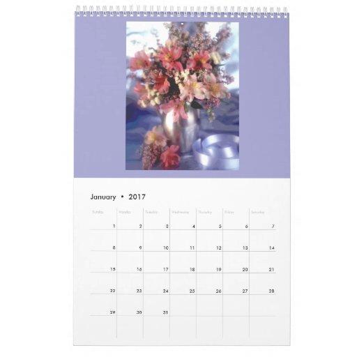 Elegance Calendar