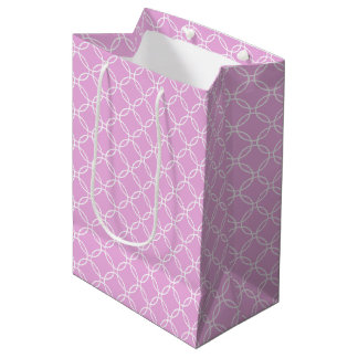 Elegance in Pink Medium Gift Bag