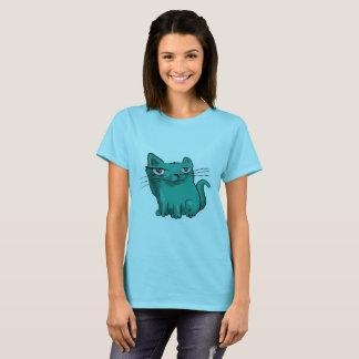 elegance kitty sweet cat cartoon T-Shirt