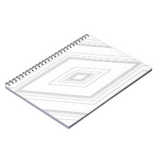 Elegance Spiral Note Book