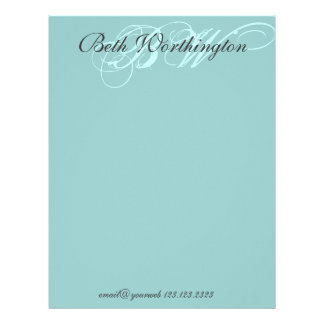 Elegance On Site Letterhead