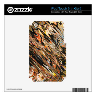 Elegance Skins For iPod Touch 4G