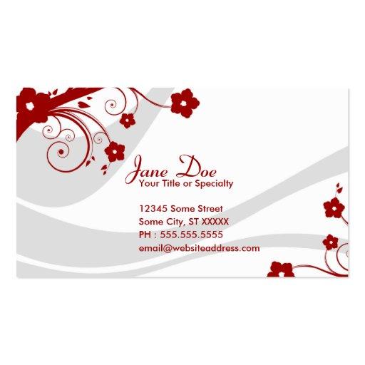eleganceEssentials Business Card Template