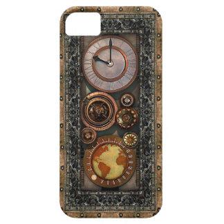 Elegancia #2 del vintage de Steampunk iPhone 5 Fundas