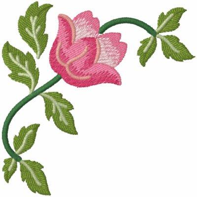 Elegancia color de rosa