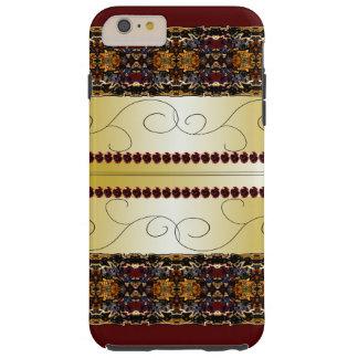 Elegancia de moda CricketDiane de Steampunk del Funda Para iPhone 6 Plus Tough