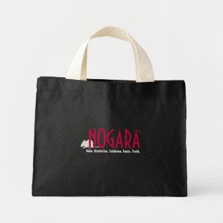 Elegancia de NOGARA Bolsa De Tela Pequeña
