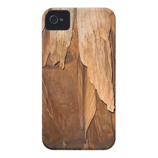 Elegancia de piedra del doblez iPhone 4 Case-Mate carcasa