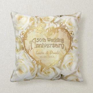 Elegancia del rosa blanco - 50 o aniversario de bo