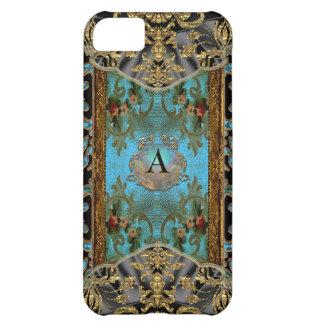 Elegancia del Victorian de Marrie Chatignon Funda Para iPhone 5C