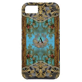Elegancia del Victorian de Marrie Chatignon iPhone 5 Cárcasas
