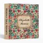 Elegancia rústica, diseño floral elegante lamentab