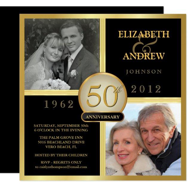 Wedding Anniversary Invitations & Announcements | Zazzle