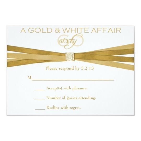 elegant_60th_birthday_party_invitations_rsvp_card r96fa4c1b5c0947dc8a095d75abcd3a6f_zk916_540?rlvnet=1 elegant 60th birthday party invitations rsvp card zazzle,Party Invitations With Rsvp Cards
