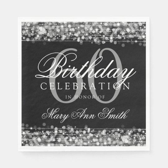 Pink Sparkling Celebration Happy Birthday Party TablecoverTablecloth 1-5pk