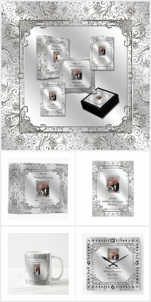 Elegant 60th Wedding Anniversary Photo Collection