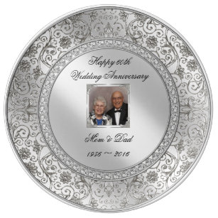Parents 60th Wedding Anniversary Gifts Zazzle