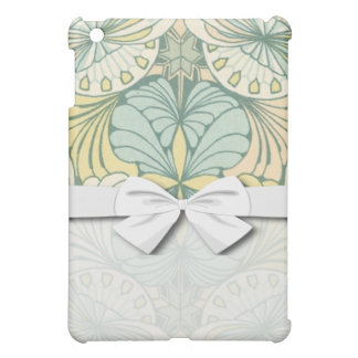 elegant abstract art nouveau swirl design case for the iPad mini