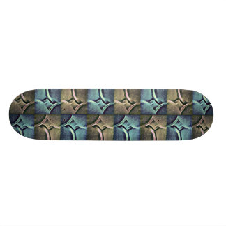 Elegant Abstract Background Skateboard Deck