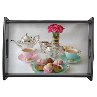 Elegant Afternoon Tea Tray