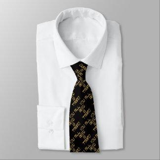 Elegant All you need is Tango Tie