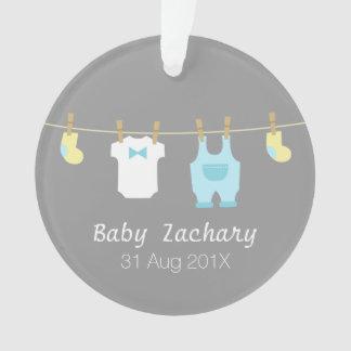 Elegant and Cute Baby Boy Clothes, Newborn Ornament