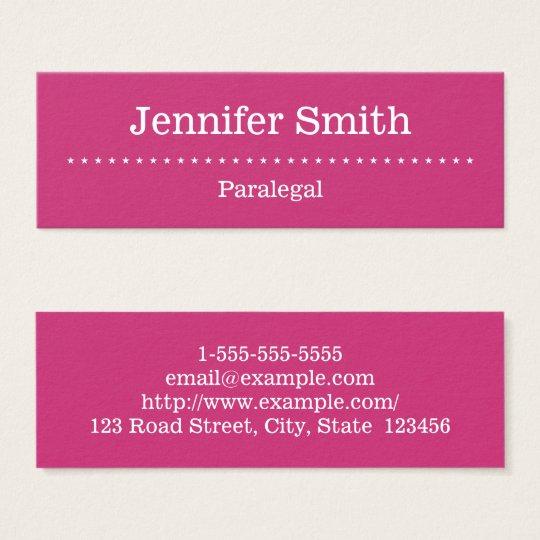 Elegant and minimal paralegal business card zazzle elegant and minimal paralegal business card colourmoves