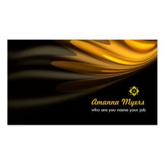 elegant and modern business card