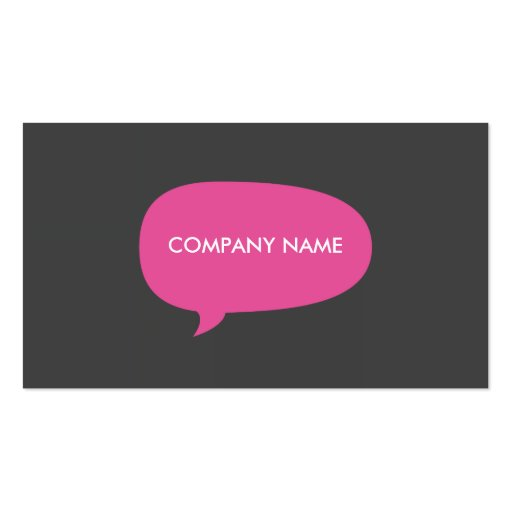 Elegant and Professional Business Card Template