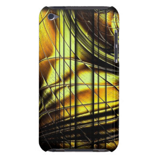 Elegant and Sophisticated Abstract iPod Touch Case