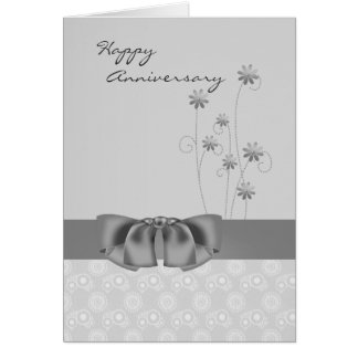 Elegant Anniversary Card-General Purpose Card