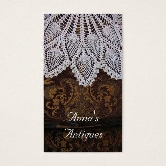 Elegant Antique Business Card
