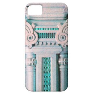 ELEGANT ARTISTIC PINK BLUE FANTASY DECOR iPhone SE/5/5s CASE